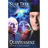 "Star Trek - The Next Generation 03: Quintessenzvon ""Andreas Mergenthaler"""