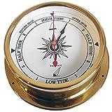 Trintec Omni Collection Brass Tide Indicator Marine Nautical 3.5″ Dial Diameter OMNI-05