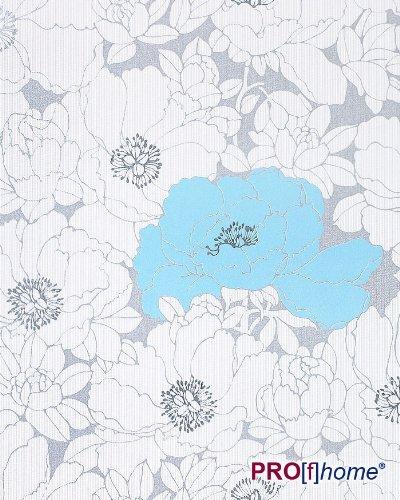Pas Cher Edem 025 20 Papier Peint En Relief Design Motif Floral