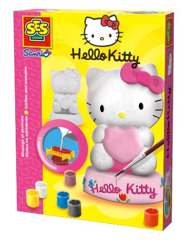 kit-de-creation-figurines-platre-hello-kitty-moule-latex-platre-peinture-pinceau-suppo