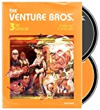 Venture Bros. Season 3 on DVD