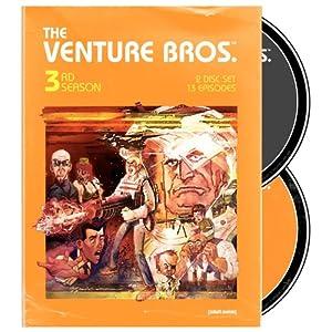Venture Brothers - Seasons 3