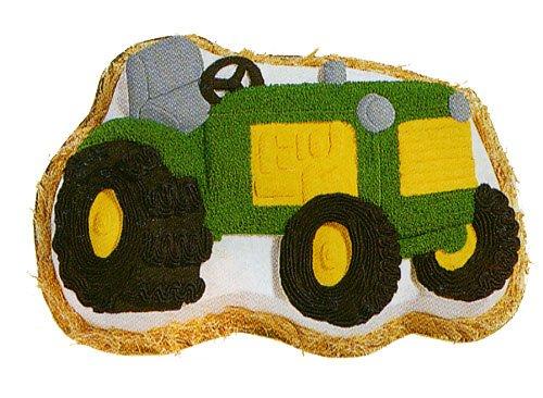 Tractor Cake Pan, Wilton - Buy Tractor Cake Pan, Wilton - Purchase Tractor Cake Pan, Wilton (Wilton, Home & Garden, Categories, Kitchen & Dining, Cookware & Baking, Baking, Cake Pans, Seasonal & Novelty Cake Pans)