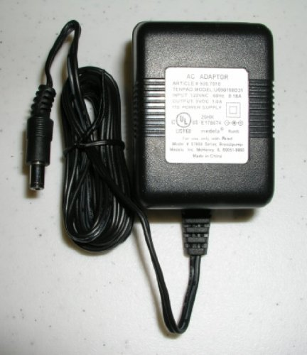 Medela Power Adapter Transformer for Pump In Style breast pumps - models Original and Advanced #9207010