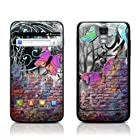 Butterfly Wall Design Protective Skin Decal Sticker for Samsung Galaxy S II Skyrocket SGH i727 Cell Phone