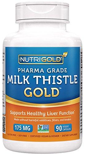 NutriGold Milk Thistle Extract