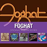 Original Album Series:Energized/Foghat/Fool For The City/Live/Tight Shoes