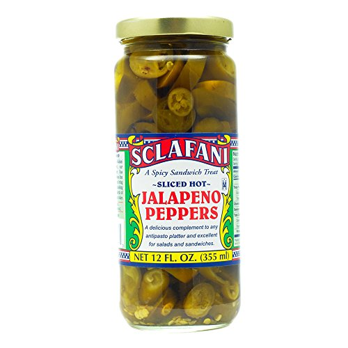 Hot Sliced Jalapeno Peppers (2 Pack) (Gus Pickles compare prices)