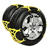 Search : Rupse Easy To Install Snow Tire Chains/Anti-slip Chain,Fit for Most Car/SUV/Truck
