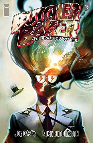 Butcher Baker: The Righteous Maker #5 (Butcher Baker Righteous Maker compare prices)