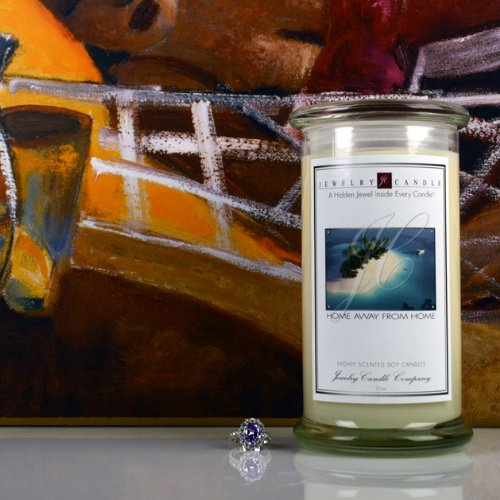 Home Away From Home (Mulled Cider) Jewelry Candles by Jewelry Candle Company