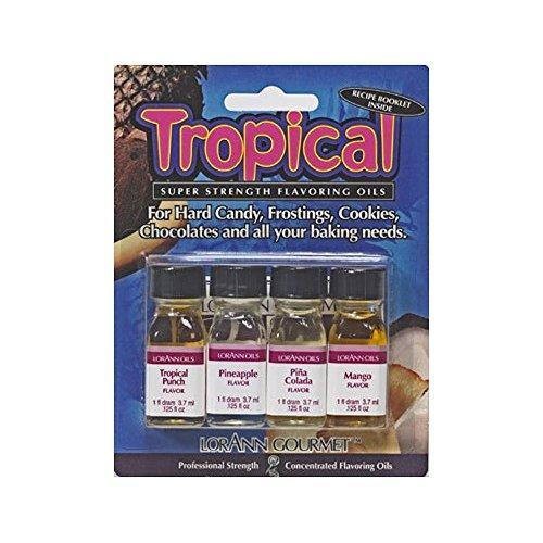 lorann-oils-4-pak-tropical-mix-super-strength-flavoring-oils
