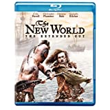 The New World (The Extended Cut) [Blu-ray] ~ Colin Farrell