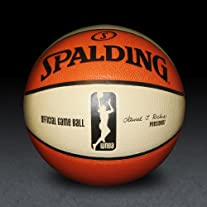 WNBA Official Game Basketball