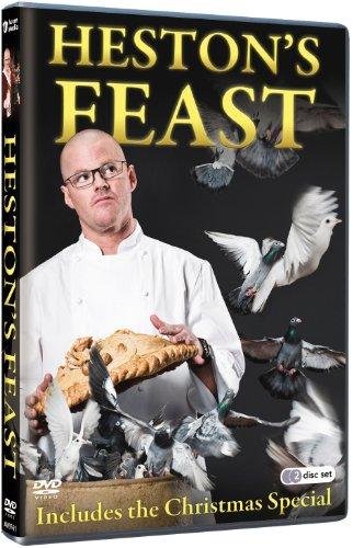 HESTON'S FEAST [IMPORT ANGLAIS] (IMPORT)  (COFFRET DE 2 DVD)