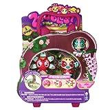 Zoobles Petagonia Tin 3 Pack: #036 Moepeep, #119 Starmore and #129 Girafferty