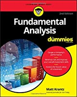 Fundamental Analysis For Dummies, 2nd Edition Front Cover