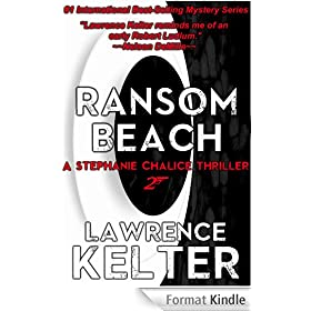 Ransom Beach (Stephanie Chalice Thrillers Book 2) (English Edition)