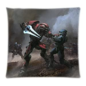 UK-Jewelry Custom Cool Halo Reach Wallpaper Bedding Set Home Textile Custom Two Sides Best Caes Pillowcase 18x18 Inch from UK-Jewelry