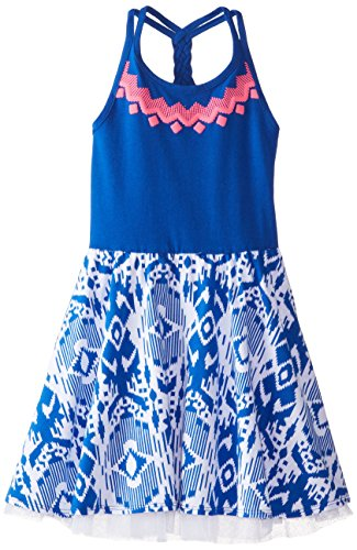 The Children's Place Little Girls' Braided Back Dress the taverner s place
