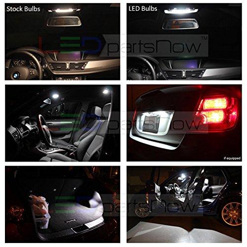 Ledpartsnow Chevy Silverado 2007 2013 Xenon White Premium