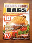 SELF BASTING OVEN ROASTING BAGS KEEPS...