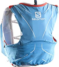 Comprar Salomon S-Lab Advanced Skin Backpack - Mochila de Hidratación para Running,  Set de 5