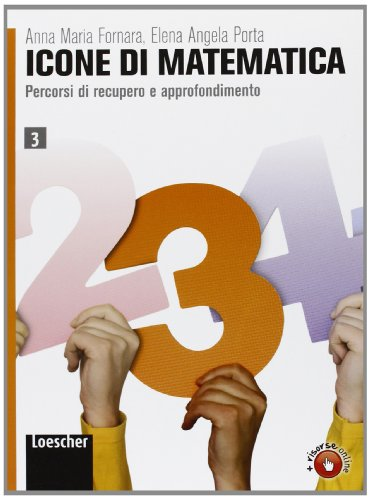 Icone di matematica. Con espansione online. Per i Licei e gli Ist. magistrali: 3