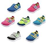 SENFI Kids Breathable Mesh Lightweight Walking Shoes Running Sneakers (Little Kid/Toddler)
