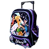 Tinkerbell Fairies Large Rolling Backpack