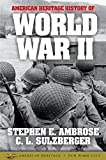 img - for American Heritage History of World War II book / textbook / text book
