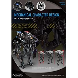 Mechanical Character Design with Joe Peterson