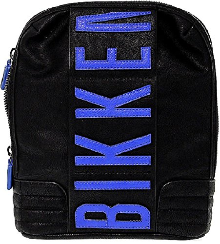 Borsa Borsello Uomo Donna Tracolla Bikkembergs Bag Men Woman DB Band Crossover D2706-Blu