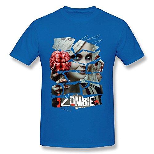 nana-mens-t-shirts-izombie-rose-mciver-size-3x-royalblue