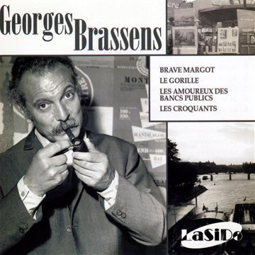 Georges Brassens - [CD11] Brassens in Great Britain