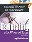 Estimating With Excel: Unlocking the...