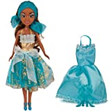 Amelia, Fantasy Natasha Fashion Doll with Extra Teal Gown