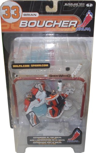 Brian Boucher Series 2 Action Figure