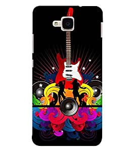 EPICCASE funky club Mobile Back Case Cover For Huawei Honor 5c (Designer Case)