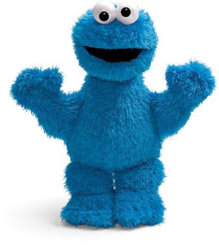 Gund Sesame Street Cookie Monster Plush 13 IN - 1