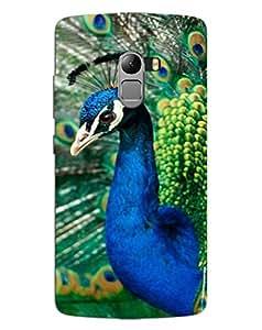 FurnishFantasy Designer Back Case Cover for Lenovo K4 Note