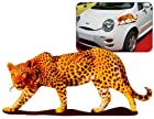 Leopard Print Car Decal Sticker