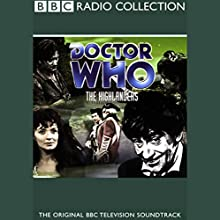 Doctor Who: The Highlanders Radio/TV Program by Gerry Davis Narrated by Patrick Troughton, full cast