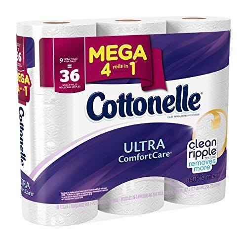 Cottonelle mega roll