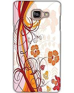 3d Samsung Galaxy A7(2016) Mobile Cover Case