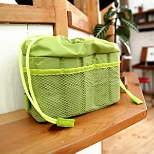 Ciesta Arco Flexible Insert Mini Camera Padded Bag Case - Mini (Yellow Green)