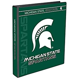 C.R. Gibson 3-Ring Binder, Michigan State Spartans (C911758WM)