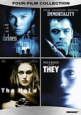 Darkness/ Immortality/ The Hole/ Wes Craven's They - Quad Feature DVD