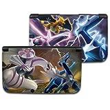 POKEMON Nintendo 3DS XL Vinyl Skin Decal Sticker +Screen Protectors