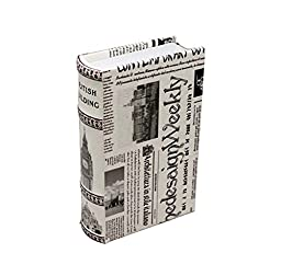 Artistic Simulation book Storage Box/Book Display,British Building